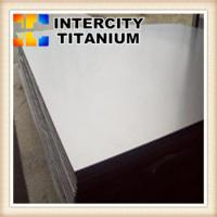 Baoji Cold Rolled Ti 6Al 4V Ams4911 gr5 Titanium Sheet wholesale