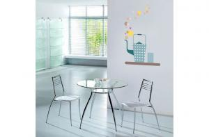 China Self-Adhesive Kettle Removable Vinyl Wall Sticker P1-12A on sale