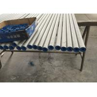 China 304L 316L Round Stainless Steel Seamless Pipe Environmental Protection on sale