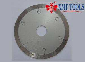 China 4.5  7 Inches  Continuous Rim Saw Blade Replacement  Music Slot Available on sale