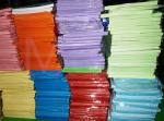 Пакеты бумаги покрашенного печатания размера А4 Мулти покрашенные бумагой для картины граффити