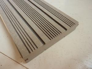 China Waterproof WPC Decking Flooring WPC Deck Floor Covering on sale
