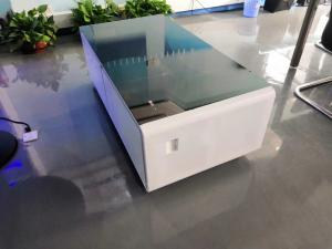 China Mini Bar Smart Smart Interactive Table , LCD Touch Screen Table Customized Color on sale