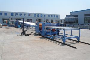 China PE / PP / PVC / WPC Plastic Sheet Extrusion Line For Building Template Board SJSZ-92/188 on sale