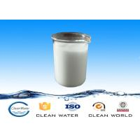 China Clean water Weak Anionic Organic Silicon Defoamer PH 6.5~8.5 GB / T 26527-2011 on sale
