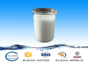 China Clean water Weak Anionic Organic Silicon Defoamer PH 6.5~8.5 GB / T 26527-2011 on sale