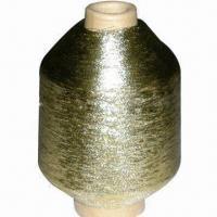MX-type metallic yarn used for weaving fabric, curtain, beautiful design