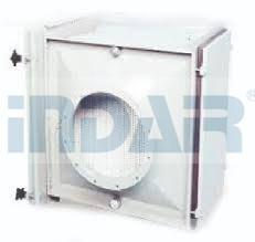 China Radiological Protection Terminal HEPA Filter Housing Protect Environment Safety on sale