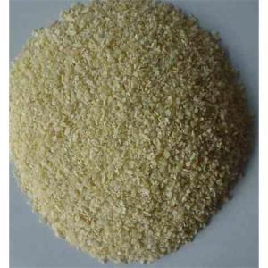 China garlic granules on sale