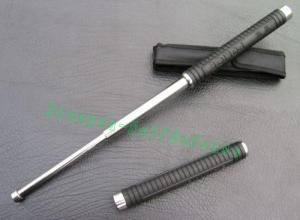 Quality 19INCH Terminator police steel expandable baton for sale