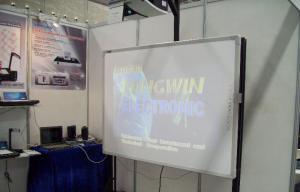 China Interactive electronic whiteboard , Dual pen whiteboard, dual point whiteboard on sale