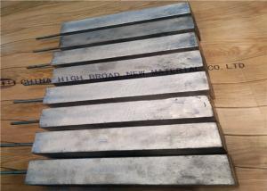 Quality Ánodo sacrificatorio del magnesio usado en la protección de un casco de acero for sale