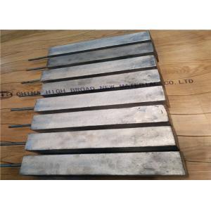 Quality Anode sacrificatoire de magnésium utilisée en protégeant une coque en acier for sale