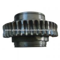 China CNC machining worm gear parts, Cone-shaped bevel gear processing, all kinds of modular gear processing on sale