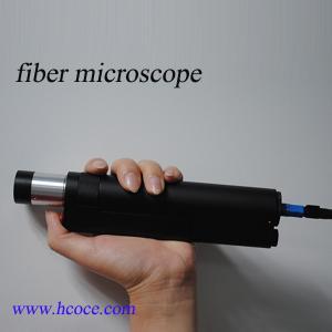 China tool microscope 400x fiber optical cable microscope on sale