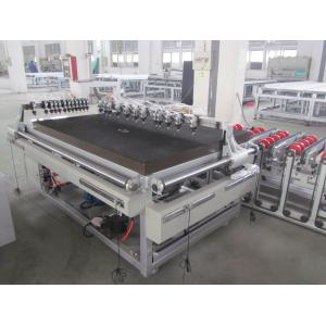 China Linear Cut Mosaic Glass Cutting Machine with Breaking Function on sale