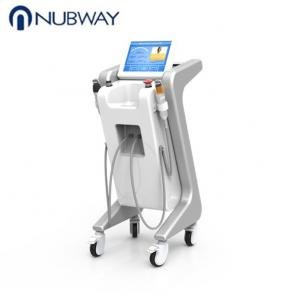 China 2018 hot sell unique Golden Plating Microneedle Fractional RF Microneedle beauty Machine for ance wrinkle removal in usa on sale