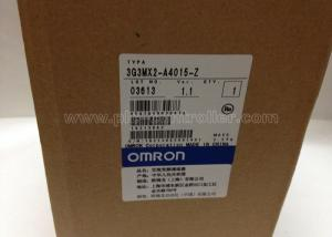 China 400V OMRON Frequency 3 Phase Inverter With Current vector control 3G3MX2 - A4015 - Z on sale