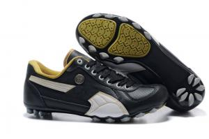 China 2012 newest soccer training shoes for men top quality men's shoes on sale