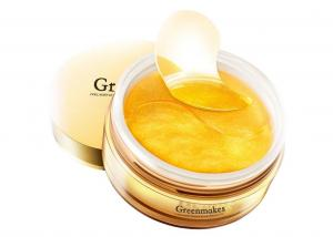 China Anti Aging Eye Mask , 24k Crystal Collagen Gel Eye Mask For Lines / Wrinkles on sale