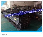 50 ton steel track undercarriage