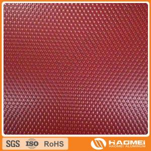China Diamond Embossed Aluminum Coil For Roofing And Decoration  long-term service by ISO9001 factory  Best Quality Low Price on sale