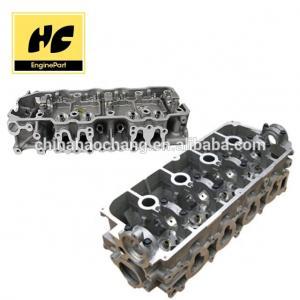 China Cast Iron / Aluminum Diesel Engine Cylinder Head For Komatsu S6D125 on sale