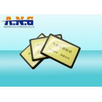 China Radio Frequency Identification Fm1108 Rfid Security Tags For Cylinders on sale