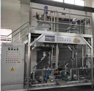 China CE Certified Soup Production Line Full - Auto / Semi - Auto Meat Deep Processing on sale