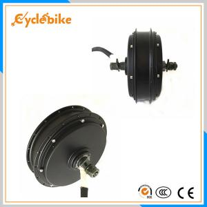 China 48v - motor elétrico 120km/h do cubo da roda dianteira de 96v 5000w 140N.M on sale