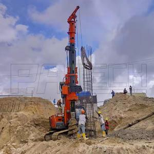 China KR40A KR50A Dth 16m Depth Modular Rotary Drilling Rig on sale