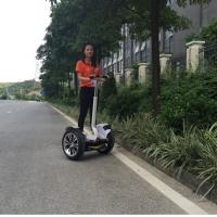 Freego Off Road Segway Rent Transporter With 2.4GHZ Info Key / Speed Shift