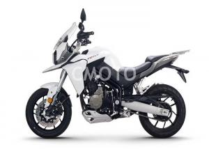 China Rally500 Stainless Steel Muffler Street Sport Motorcycles 500cc Water Cooled Engine on sale