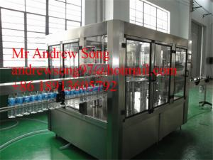 China fábrica automática llena del agua mineral on sale