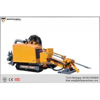 0-200RPM Speed Horizontal Directional Drilling Machine with Maximum torque 16000NM