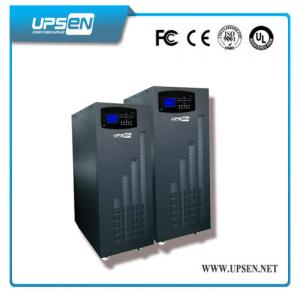China Low Frequency Online UPS with 3 Phase 380VAC / 400VAC / 415VAC on sale