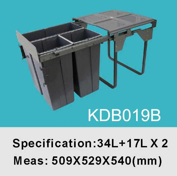 Trash Bin|Kitchen Bin|Cabinet Bin|Garbage Bin|Waste Bin KDB019B For Sale U2013  Cabinet Wastebin Manufacturer From China (90711148).