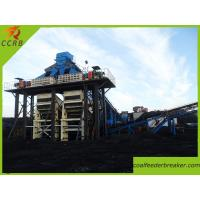3000TPH Skid Mounted Open Pit Mine Coal Crushing Plant