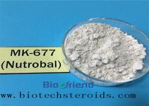 China Weight Loss Bodybuilding Prohormones Sarms Ibutamoren Mk-677 CAS no. 159752-10-0 on sale