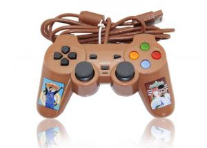 China 3D Control Pads Wired Gamecube Controller , Playstation 2 Analog Controller on sale