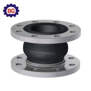 China Factory Direct Sale Cheap Price Flange Connection Rubber Expansion Joint on sale