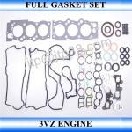 Diesel Engien Parts 3VZ Car Head Gasket Set For Toyota 04111-62050 High Performance