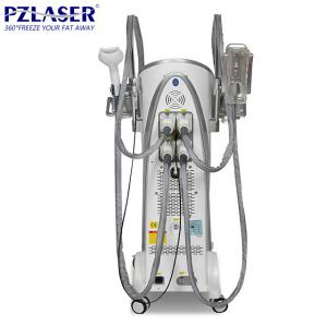 China 4 Handles Non Surgical Fat Freezing Machine For Loss Weight 12 Month Warranty on sale