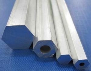 China Black 304 / 303 Stainless Hexagonal Steel Bar Hot Rolled Technique on sale