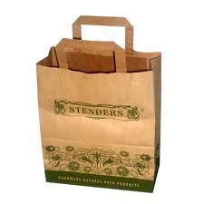 China Economical Kraft paper bag on sale