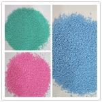多彩な斑点の洗浄力がある粉の斑点ナトリウム硫酸塩は緑の斑点の洗浄力がある原料に斑点をつけます