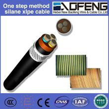 China Silicone Rubber insulated and sheathed Flexible control cable on sale