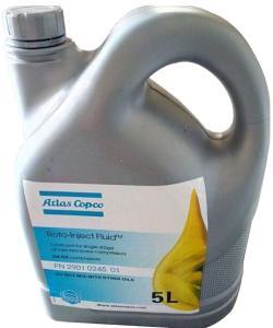 Quality Atlas Copco Roto Z Screw Compressor Oil Synthetic For Oil Free Air Compressor SGS for sale