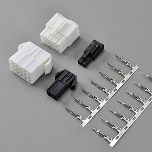 China Alternative of JST EL 4.5MM pitch male plug socket and female terminal on sale