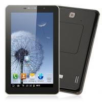"""7"""" 2G phone call tablet pc with MTK6515 CPU Dual SIM slot With Wifi Bluetooth (m-70-MT2)"""
